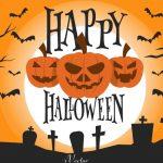 تصویر رایگان وکتور هالووین Halloween Background Free Vector Art