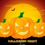 تصویر وکتور طرح هالووین Halloween Background Vectors