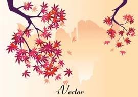وکتور طرح پاییز Autumn Free Vector Art