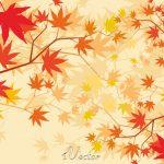 وکتور برگ های پاییزی Autumn Free Vector Art