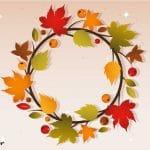 دانلود وکتور برگ های پاييزي Autumn Leaf Free Vector Art