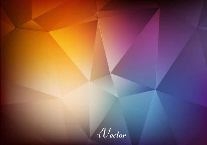 تصویر وکتور طرح رنگی Colorful Background Vectors