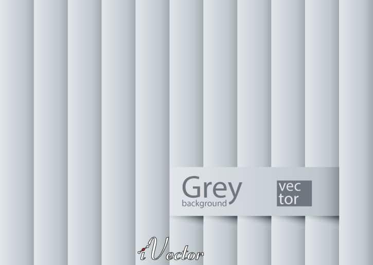 وکتور راه راه خطی زمینه خاکستری gray line vector