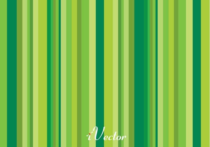 وکتور سبز راه راه green line vector