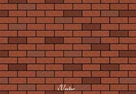 وکتور پس زمینه پترن آجر Brick Vector Pattern