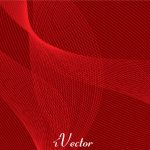 وکتور موج زمینه قرمز red background vector