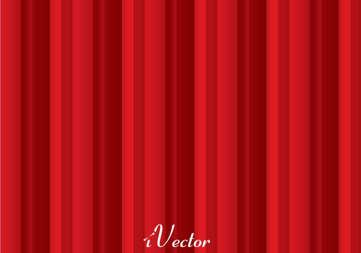 وکتور خط خطی قرمز red line vector background