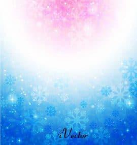 وکتور طرح برف زمستان snow winter vector