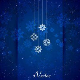 وکتور طرح زمستان VectorWinter Background