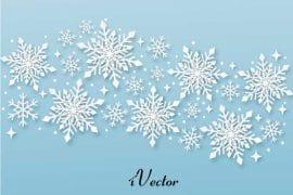 وکتور طرح زمستان winter vector