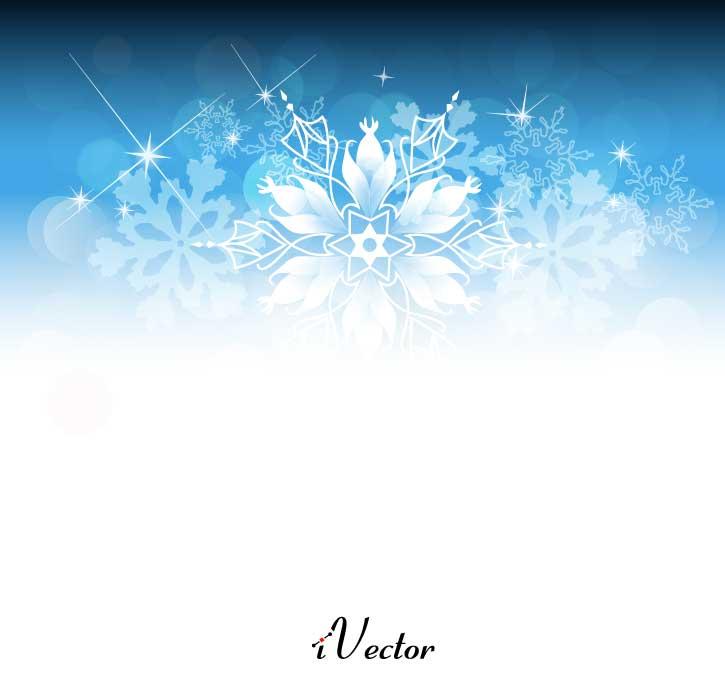 وکتور پس زمینه طرح زمستان winter background vector
