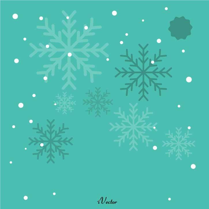 دانلود وکتور فانتزی زمستان Winter Vector Stock Image