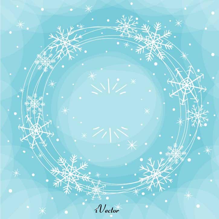 وکتور فصل سرما Winter Vector Art
