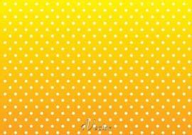 وکتور نقطه های سفید با زمینه گردینت نارجی زرد dotted vector with orange and yellow gradient